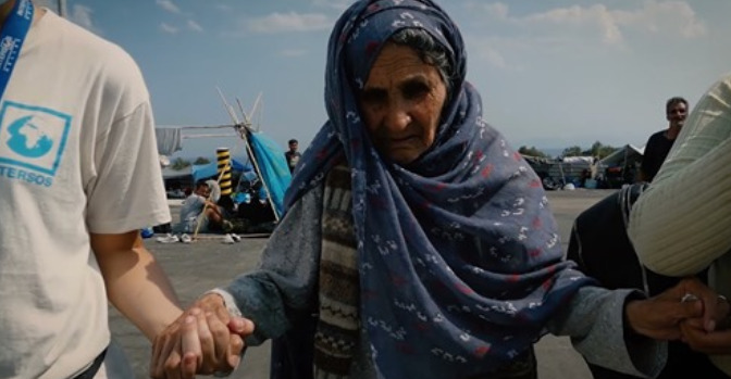 At the heart of INTERSOS' effort is the pulse of humanitarian action