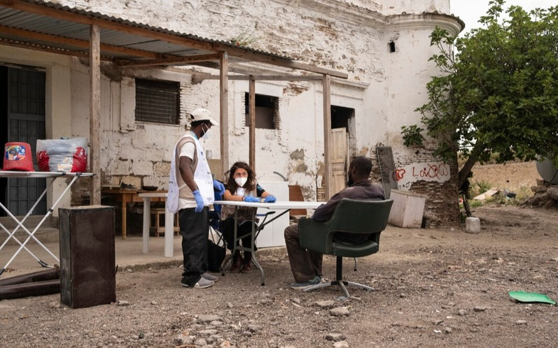 In the Ghettos in Foggia, between COVID-19 and Unfulfilled Regularization Promises